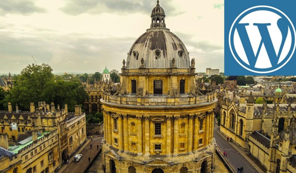 WordPress Oxford